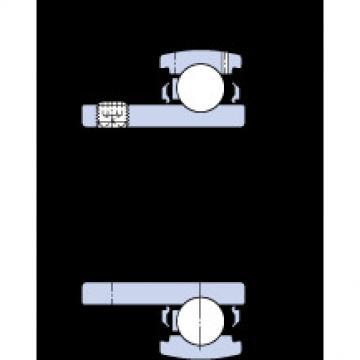 ตลับลูกปืน YAT 205-015 SKF